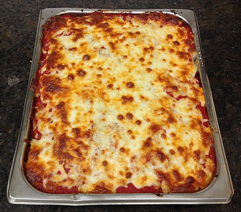 Eggplant Parmesan (Lasagna Style) Recipes — Dishmaps